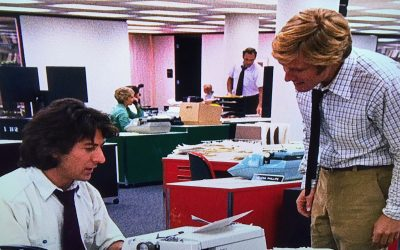 This just in: Pam Pearce re-discovers her love of newsrooms