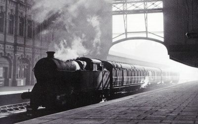 What makes us nostalgic for the steam age?